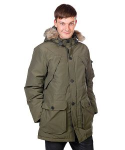 Penfield | Куртка Парка Hoosac Parka Lichen