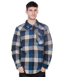 Billabong | Рубашка В Клетку Comber Navy