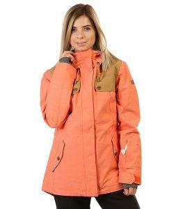 Roxy | Куртка Женская Lodge Camellia