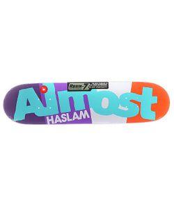 Almost | Дека Для Скейтборда Для Скейтборда S5 Haslam C-Block R7 /