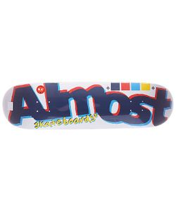 Almost | Дека Для Скейтборда Для Скейтборда S5 Off Register 32