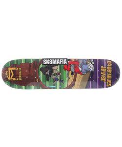 Sk8Mafia   Дека Для Скейтборда Для Скейтборда Sarmiento Sk8rats 31.75 X