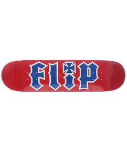Flip | Дека Для Скейтборда Для Скейтборда Team 31.5 X 8.0