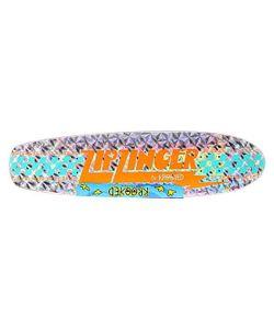 Krooked | Дека Для Скейтборда Для Лонгборда Zinger Holo Zinger 30.35 X