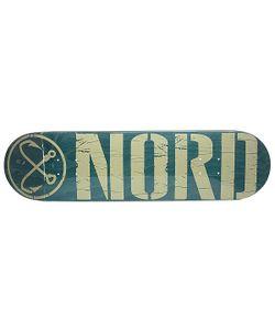 Nord | Дека Для Скейтборда Для Скейтборда Logo 32 X 8.25
