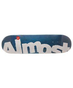Almost | Дека Для Скейтборда Для Скейтборда S6 Hyb Side Pipe