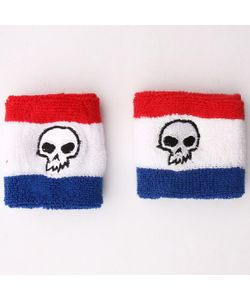 Zero | Напульсники Sweat Bands Skull /