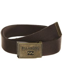 Billabong | Ремень Sergeant Chocolate