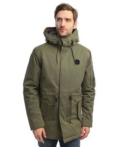 Rip Curl | Куртка Парка Park Anti Jacket 3680 Dusty Olive