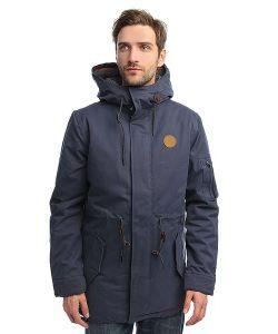 Rip Curl   Куртка Парка Park Anti Jacket 389 Mood Indigo