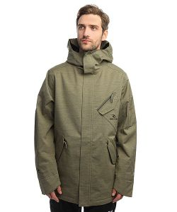 Rip Curl | Куртка Зимняя Nuthouse Gum Jkt 3680 Dusty Olive