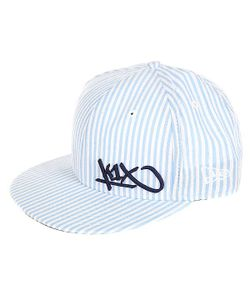 K1X | Бейсболка С Прямым Козырьком Seersucker Tag Flawless 59/50