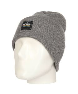 Rip Curl | Шапка Носок Rolla Up Beanie Beton Marle