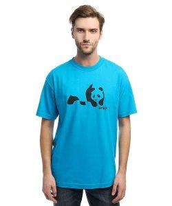 Enjoi | Футболка Panda Splice Turquoise