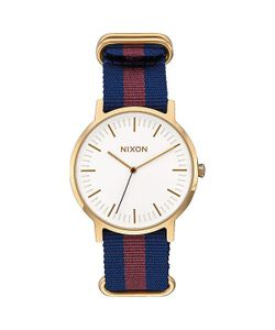 Nixon | Кварцевые Часы Porter Nylon