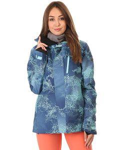 Roxy | Куртка Wilder Print Cloudofdotsblue Rad