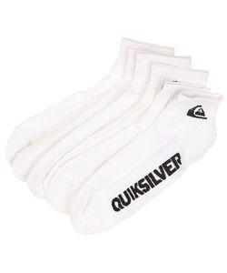 Quiksilver   Носки Низкие Bold Logo 3pk