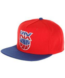 K1X | Бейсболка С Прямым Козырьком Petro Snapback