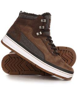 K1X | Ботинки Зимние Gk 3000 Dark Brown