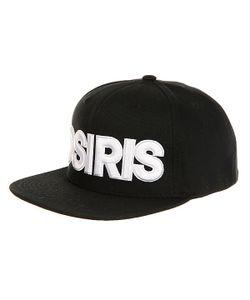 Osiris | Бейсболка С Прямым Козырьком Snap Back Hat Nyc Chr