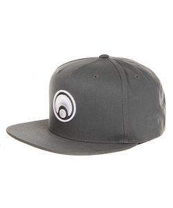 Osiris | Бейсболка С Прямым Козырьком Snap Back Hat Standard Charcoal/