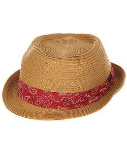 Globe | Шляпа Radcliffe Fedora Natural