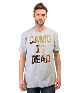 Neff | Футболка Camo Is Dead Athletic Heather