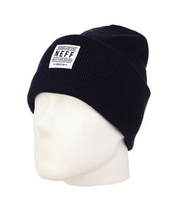 Neff | Шапка Lawrence Beanie Navy