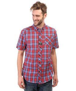 Zoo York | Рубашка В Клетку Prospect Crimson