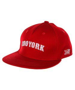Zoo York | Бейсболка С Прямым Козырьком Academy Flex Fit
