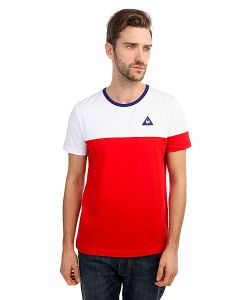 Le Coq Sportif | Футболка Merrela Optical Pur Rouge