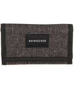 Quiksilver | Кошелек Barter Charcoal Heather