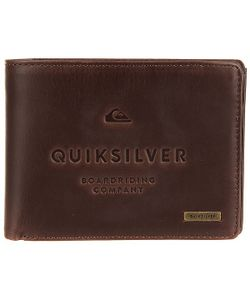 Quiksilver | Кошелек Mack Iii Chocolate