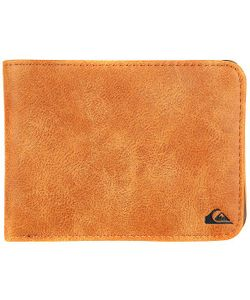 Quiksilver | Кошелек Slimvintageii Wllt Cpy0 Tan Leather