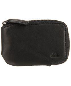 Quiksilver   Монетница Half Zip Wallet