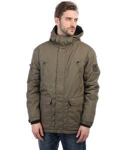 K1X | Куртка Зимняя Urban Hooded Zt Mk2 Termac