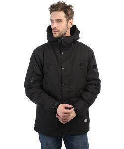 K1X | Куртка Зимняя Urban Hooded Zt Mk2