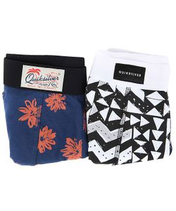 Quiksilver | Трусы Boxer Pack Assorted