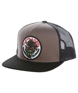 Black Label | Бейсболка С Сеткой Super Mex Trucker Hat