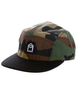 Sk8Mafia | Бейсболка Camo Patch Adj 5 Panel