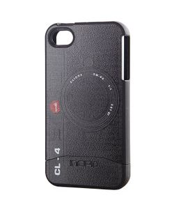 Incipio | Чехол Для Iphone Cliche Camera Edge Iphone 4 Case Black