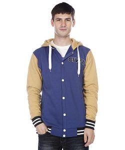 Colour Wear   Куртка Бомбер Varsity Navy