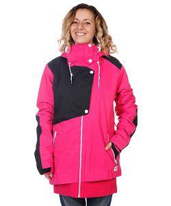 Colour Wear   Куртка Утепленная Женская Poise Jacket Fuchia