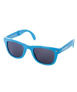Truespin | Очки True Spin Folding Sunglasses Blue