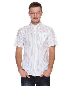 Santa Cruz | Рубашка Janitor Blue Stripe