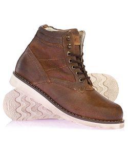 Quiksilver | Ботинки Del Mar Chocolate