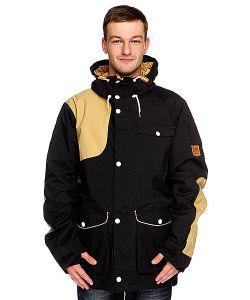 Colour Wear   Куртка Утепленная Patch Jacket Black