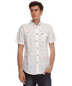 Globe | Рубашка Amazonia Shirt Fog