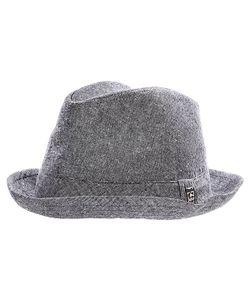 Globe | Шляпа Bebida Fedora Black