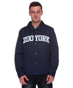 Zoo York | Ветровка White Park Navy